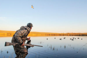 BE SAFE THIS DUCK SHOOTING SEASON